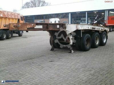 Sonstige/Other Traylona 3 axle dolly trailer / 62000 kg