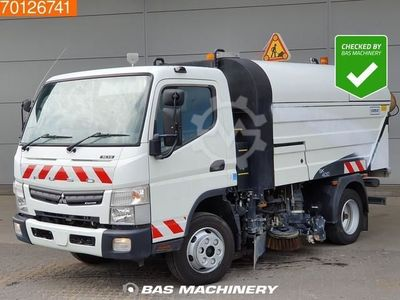 Sonstige/Other Mitsubishi Fuso Canter 7C15 RHD Sweeper Euro 5