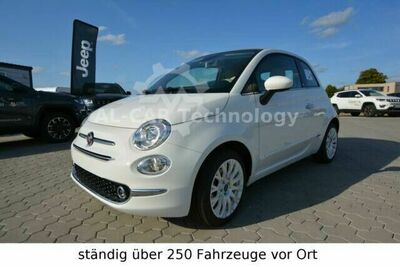Fiat 500C serie 8 1.2 8V STAR 51kW (69PS) Dualogic