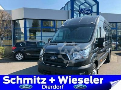 Ford Transit 460 L4 Trend 17/18 Sitzer Bus Standh PDC