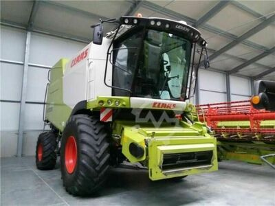 Claas Lexion 670, 30 km/h , V 770 Laserpilot, GPS Ready