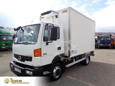 Nissan Atleon 80.19 Manual Carrier Cooling Euro 5