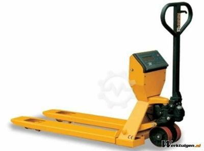 Papro pallet truck with scale