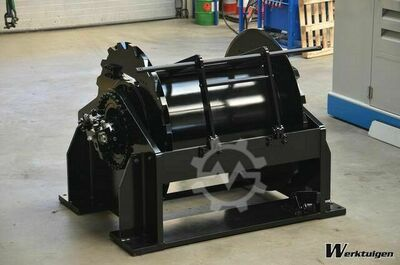 DEGRA Traction force 350 KN