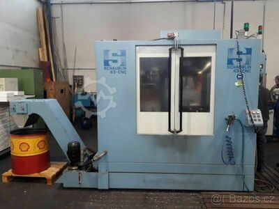 SCHAUBLIN Machines  SA 43 - CNC