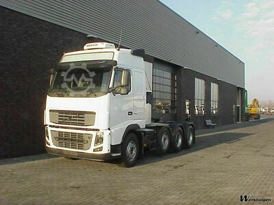 Volvo FH 16 580 8X4 TRACTOR