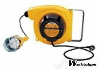 Barntools Reeled portable lamp 220/24 V 15 Meter