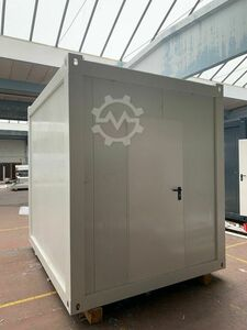 ** kontorscontainer levande container 10 fot NY