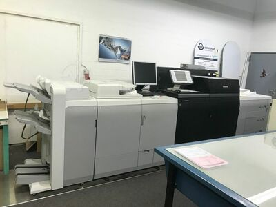 Digital Color Production Press