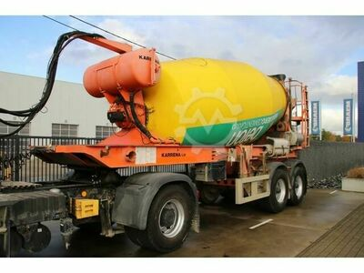 Sonstige/Other Honkhaus KARRENA BETON MIXER 10 M3