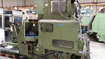 Lorenz LS 150 GEAR SHAPER MACHINE