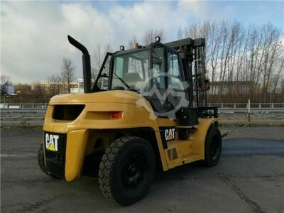 Caterpillar DP120N