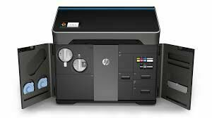 HP. HP JF 580 3D Color Printer