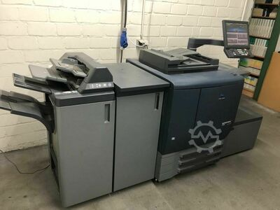 KonicaMinolta Bizhub Press C6000