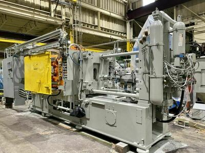 COLD CHAMBER - DIE CASTING MACHINE #4780