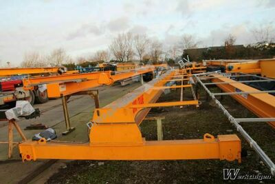Uni-crane Timmers Single girder 15330 mm x 3200 kg