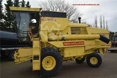 New Holland Clayson 8060
