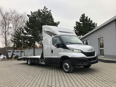 Iveco Daily 50C18 Autotransporter T.