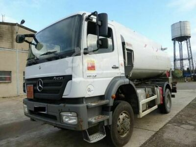 Sonstige/Other Axor 1833 A 4x4