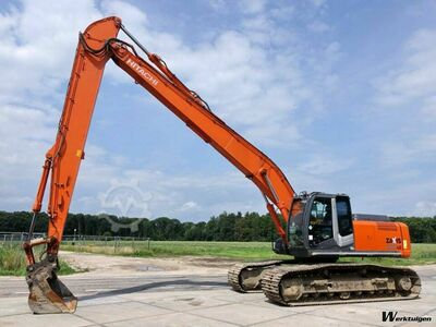 Hitachi ZX280 LC-3 Long Reach 16 meter