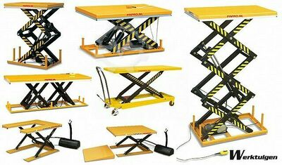 Papro Lifting tables