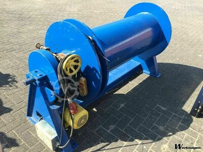 DEGRA 3 Ton electric winch