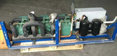 Bitzer compressor SET