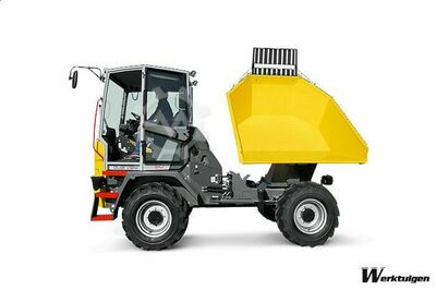 Wacker neuson DV60 Swivel Bucket
