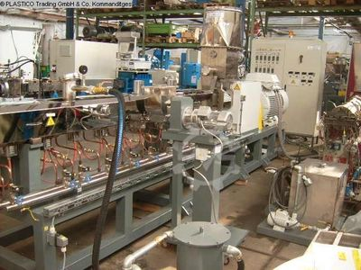 ALPHATEC AD-S  75 compounding line
