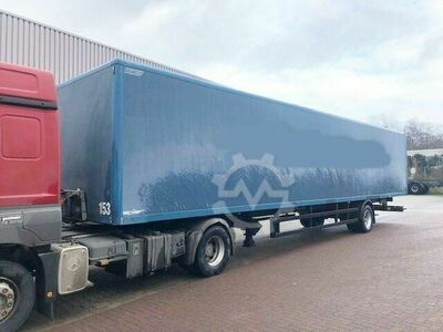 Sonstige/Other Andere SGL 190 SGL 190 Plywood Kofferauflieger ca