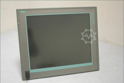 Siemens Simatic Panel PC HMI IPC 477C