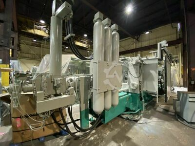 COLD CHAMBER - DIE CASTING MACHINE #4613