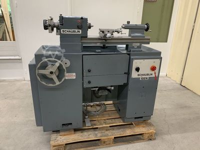 Schaublin 102N-80 TO W-20