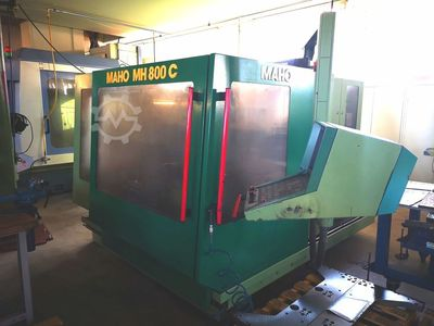 CNC machining center 4-axes