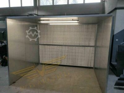 Paint Booth - Extraction System