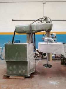 COMAC LINDE UNIVERSAL DYSPERSOR, DISPERSE, MIX MIXER MIXING