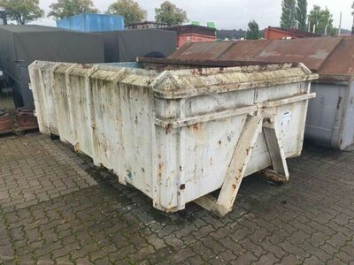 Sonstige/Other Andere City Abrollcontainer ca. 8,4m³ City Abroll