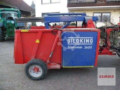 Mayer Siloking Silokamm DA 3600