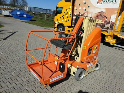 JLG Toucan T10 EL only rental