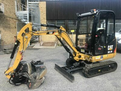 Cat Caterpillar  301.7D