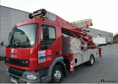DAF LF Klaas lift HV37/5 M