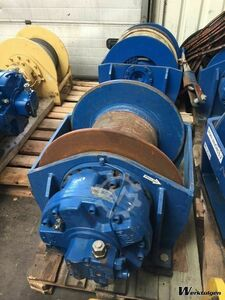 DEGRA 5 ton hydraulic winch
