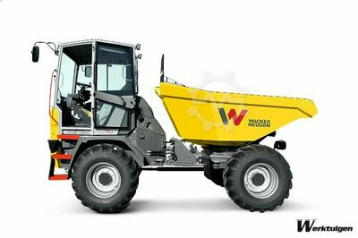 Wacker neuson DV90 Tipping bucket