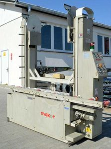 Feeder Collector Stacker Trolley