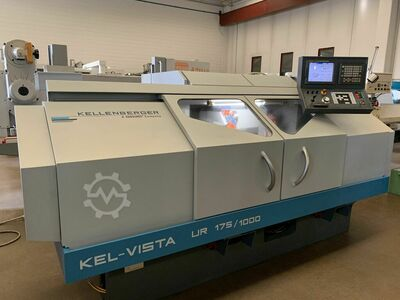 KELLENBERGER KEL-VISTA CNC  GE FANUC SERIE 21 IT