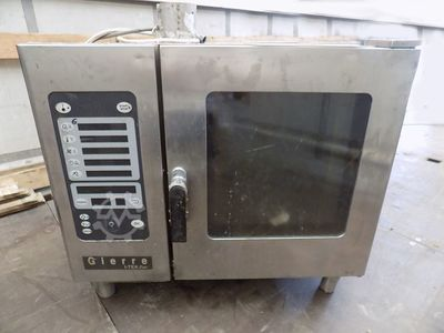 Combi Oven with Electric Boiler Gierre