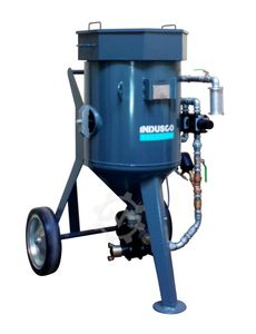 Indusco Solution Soda blasting 100l