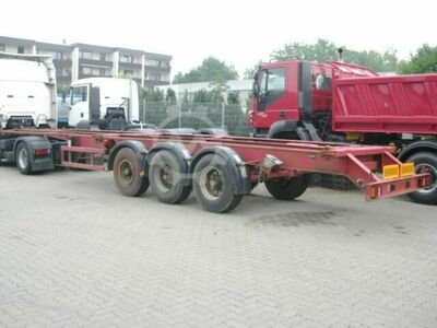 Sonstige/Other Andere SAnh Container Chassis
