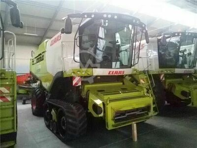 Claas Lexion 770 TT Terratrac Business V 930, Laserpilo