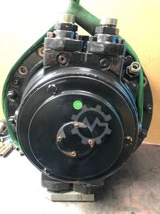 Engel ES 3550 Hägglunds Drives Typ CA50 20 2 0 0 N 004